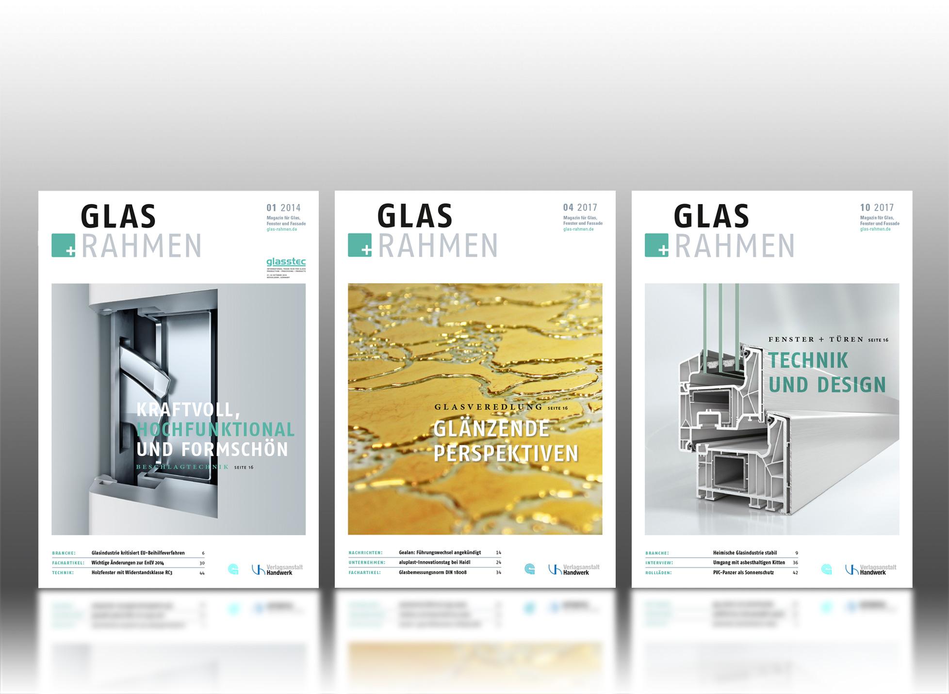 Glas+Rahmen Cover