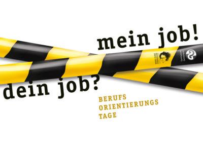 mein job! dein job?